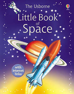 Little Book of Space (Usborne Little Encyclopedias), Fiona Chandler,