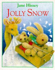 Jolly Snow by Jane Hissey - Hardback