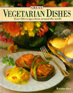 Great Vegetarian Dishes-ExLibrary