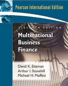 International Business Finance-ExLibrary