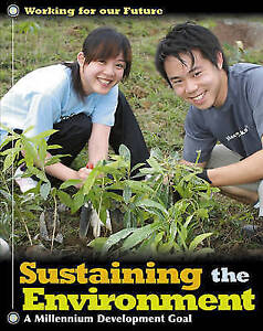 Sustaining The Environment (Working For Our Future), Henegan, Judith, Very Good