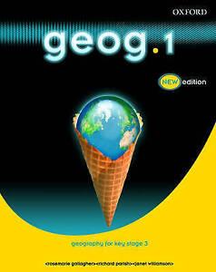 GEOG. 1., Gallagher, Rosemarie & Richard Parish & Jane Williamson., Used; Very G