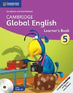 Cambridge Global English Stage 5 Learner039s Book with Audio CDs 2 Cambridge In - <span itemprop='availableAtOrFrom'>Gillingham, United Kingdom</span> - Cambridge Global English Stage 5 Learner039s Book with Audio CDs 2 Cambridge In - Gillingham, United Kingdom