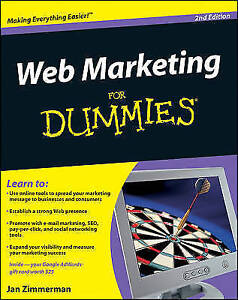 Zimmerman, Jan : Web Marketing For Dummies
