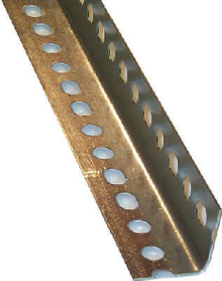 Offset Slotted Steel Angle 14-gauge 2.25 X 1.5 X 48-in.