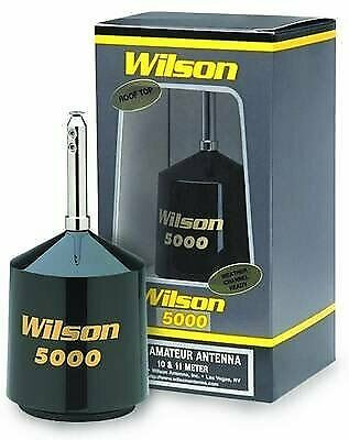 WILSON® ANTENNAS 880-200154B WILSON ANTENNAS W5000 SERIES ROOF TOP MOUNT MOBI...