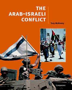 Arab-Israeli Conflict, McAleavy, Tony