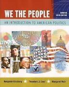 We The People Ginsberg