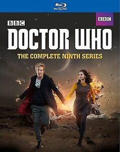 Doctor Who: The Complete Ninth Season on Blu-Ray $30