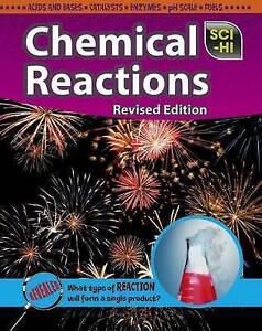 Chemical Reactions by Hartman, Eve -Paperback