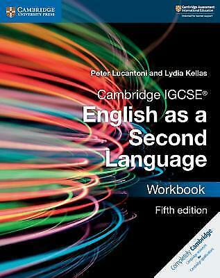 Cambridge IGCSE (R) English as a Second Language