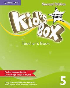 Kid's Box American English Level 5 Teacher's Book by Lucy Frino, Melanie...