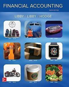Financial Accounting 9th Edition by Robert Libby & Hodge
