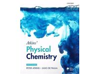 4 UNIVERSITY LEVEL CHEMISTRY TEXTBOOKS SUITABLE FOR ALL UNDERGRADUATE COURSES