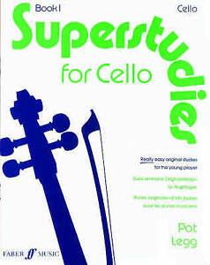 Superstudies: (Cello): Bk. 1 by Faber Music Ltd (Paperback, 2006)