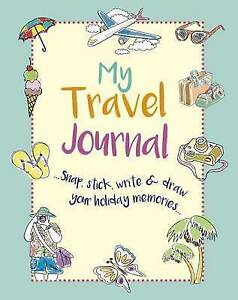 -My Travel Journal  BOOKH NEW
