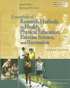 Kinesiology And Exercise Science riting page