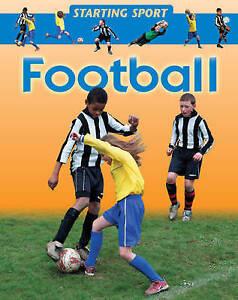 Rebecca Hunter Football (Starting Sport) Very Good Book