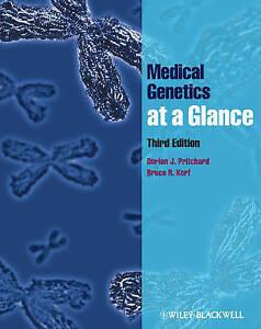 Medical Genetics at a Glance, Dorian J. Pritchard