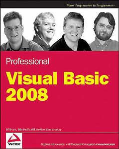 Hollis, Billy, Evjen, Bill, Sheldon, Bill, Sharkey, Kent, Professional Visual Ba