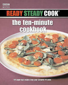 Bbc ready steady cook ten minute cookbook 175 recipe quick easy food image is loading bbc ready steady cook ten minute cookbook 175 forumfinder Image collections