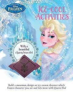 Disney Frozen Ice-Cool Activities: With a Beautiful Charm Bracelet (Disney Froze