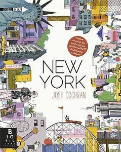 Inside and Out: New York (Inside & Out), Josh Cochran, New Book