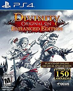 Looking for Divinity Orginal Sin Ps4 game