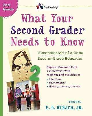 What Your Second Grader Needs To Know   Fundamentals Of A Good Second Grade