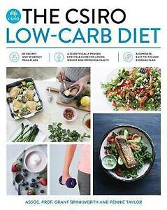 The-CSIRO-Low-Carb-Diet-By-Grant-Brinkworth-Paperback-Free-Post-NEW