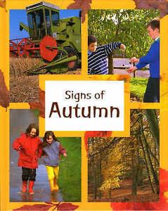 Humphreys, P, Autumn (Signs of the Seasons), Very Good Book