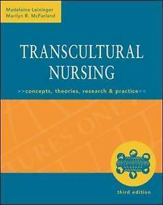 Transcultural Nursing: Concepts, Theories, Research & Practice, Third Edition, L
