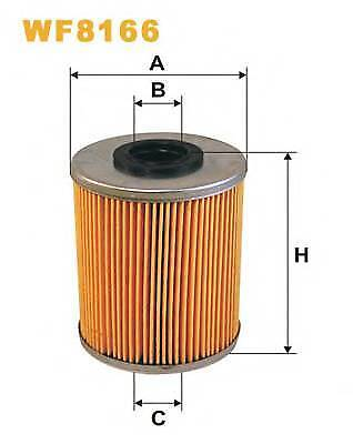 WIX FILTERS WF8166 FUEL FILTER  PA516731C OE QUALITY