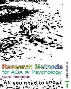 Research Methods for AQA A Psychology An Activitybased Approach Good Conditio - <span itemprop=availableAtOrFrom>Rossendale, United Kingdom</span> - Your satisfaction is very important to us. Please contact us via the methods available within eBay regarding any problems before leaving negative feedback. Any defects, damages, or mat - Rossendale, United Kingdom