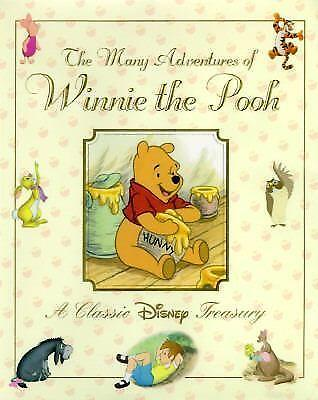 classic winnie the pooh book ebay. Black Bedroom Furniture Sets. Home Design Ideas