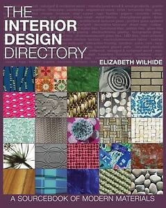 Image Is Loading The Interior Design Directory A Sourcebook Of Modern