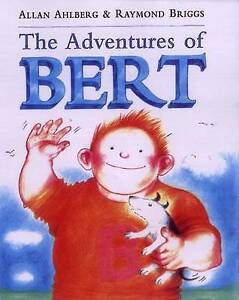 034-AS-NEW-034-The-Adventures-of-Bert-Picture-Puffin-Ahlberg-Allan-Book