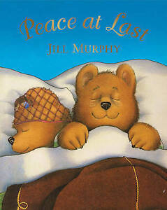 PEACE AT LAST ~ JILL MURPHY ~ NEW PAPERBACK CHILDRENS STORY BOOK