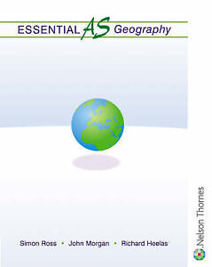 Essential AS Geography-ExLibrary
