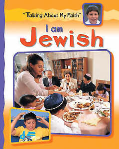 Senker, Cath, I Am Jewish (Talking About My Faith), Very Good Book