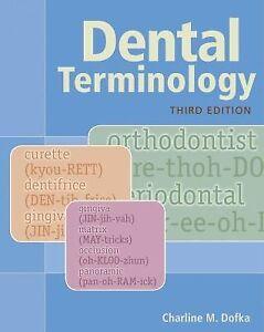 charline m dofka dental terminology paperback