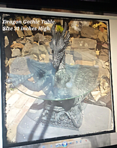 DRAGON GOTHIC TABLE Werribee Wyndham Area Preview