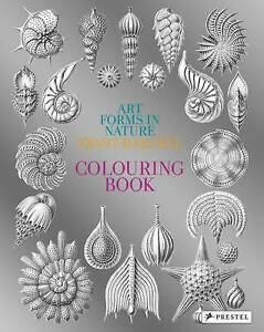 Art Forms in Nature: A Colouring Book of Ernst Haeckel's Prints by Prestel...