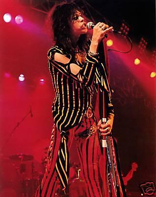 Steven Tyler - Aerosmith, 8x10 Color Photo