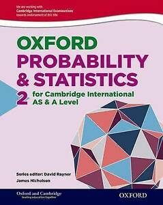 Mathematics for Cambridge International AS & A Level: Oxford Probability &...