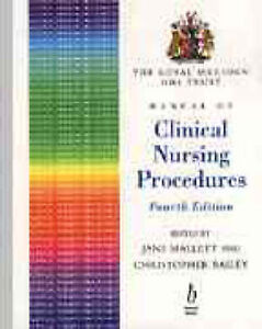 Mallett, Jane & Bailey, Christopher [Editors], The Royal Marsden NHS Trust Manua