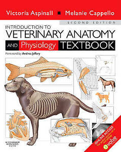Introduction to Veterinary Anatomy and Physiology Textbook-ExLibrary