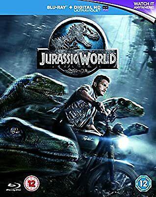 Jurassic World [Blu-ray] [2015] [Region Free], , Used; Very Good Blu-ray
