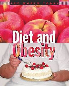 Kerr, Jim, Diet and Obesity (The World Today), Very Good Book