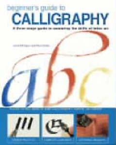 Beginner's Guide to Calligraphy, Noble, Mary | Hardcover Book | Good | 978071531